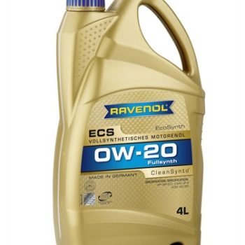 RAVENOL Eco Synth ECS SAE0W-20