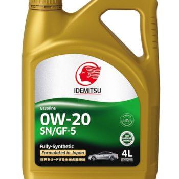 IDEMITSU EXTREME 0W-20 SN/GF-5