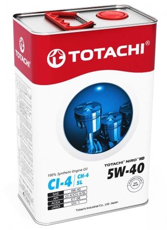 TOTACHI NIRO™ HD SYNTHETIC 5W-40