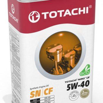 TOTACHI NIRO™ LV SYNTHETIC 5W-40