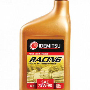 IDEMITSU RACING MTF 75W-90 GL-5, Fully-Synthetic