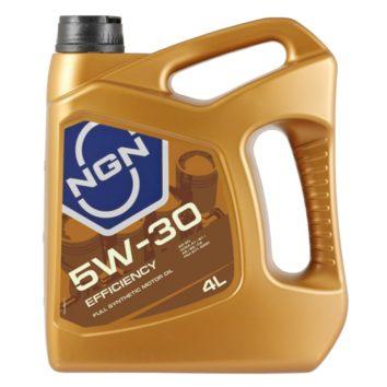 NGN EFFICIENCY 5W-30