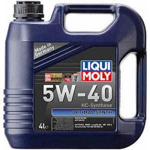 LIQUI MOLY Optimal Synth 5W-40