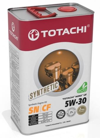 TOTACHI NIRO™ LV SYNTHETIC 5W-30