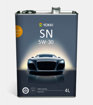 YOKKI SAE 5W-30 Experience