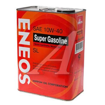 ENEOS SUPER GASOLINE SL 10W-40 Semi-synthetic