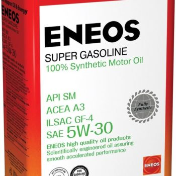 ENEOS SUPER GASOLINE 100% SYNTHETIC 5W-30