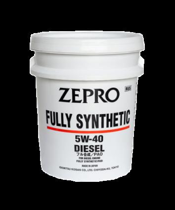 IDEMITSU ZEPRO DIESEL 5W-40 CF FULLY SYNTHETIC , 20L