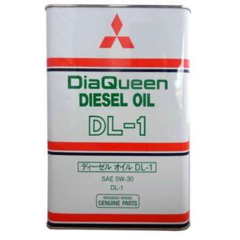 MITSUBISHI DiaQueen DIESEL DL-1 SAE 5W-30 (4л) Япония