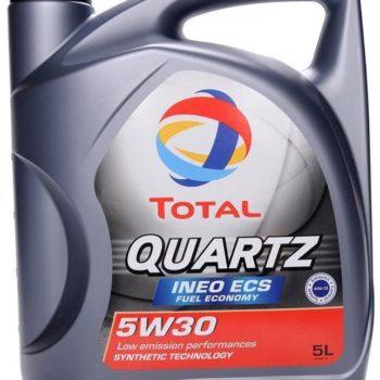 TOTAL QUARTZ INEO ECS 5W30 5 литров