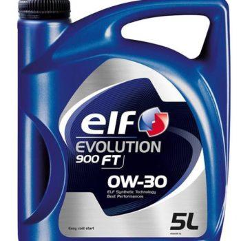 EVOLUTION 900 FT 0W30 5литров