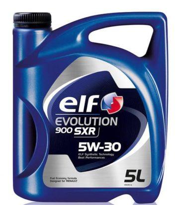 EVOLUTION 900 SXR 5W30 5 литров