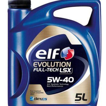 EVOLUTION FULLTECH LSX 5W40