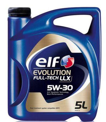 EVOLUTION FULLTECH LLX 5W30