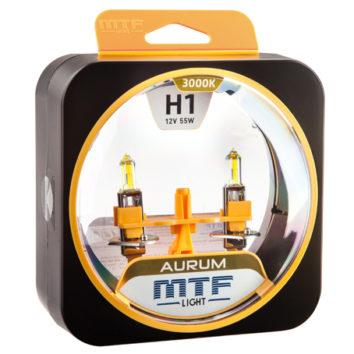 MTF Лампа галогенная H1 Aurum