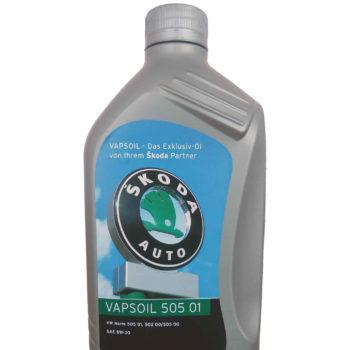 VAPSOIL Skoda 505 01 5W-30 (1л)