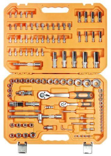 Набор инструментов универсальный 109 предметов, пласт.кейс