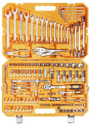 Набор инструментов универсальный 137 предметов , пласт.кейс