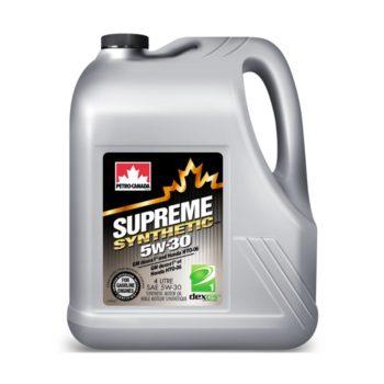 Petro-Canada Supreme Synthetic 4литра
