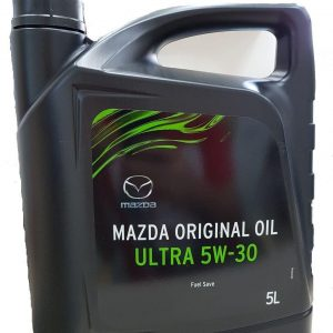 MAZDA original oil ultra 5w30 5литров