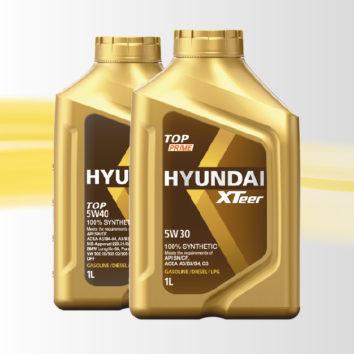 HYUNDAI TOP PRIME 5W30
