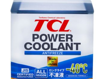 Антифриз TCL Power Coolant BLUE