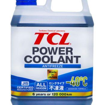 Антифриз TCL Power Coolant BLUE