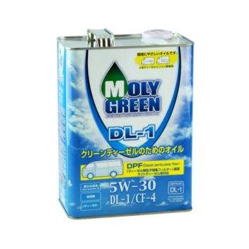 Moly Green Clean Diesel DL-1 5W30